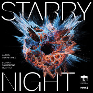 CD Starry Night